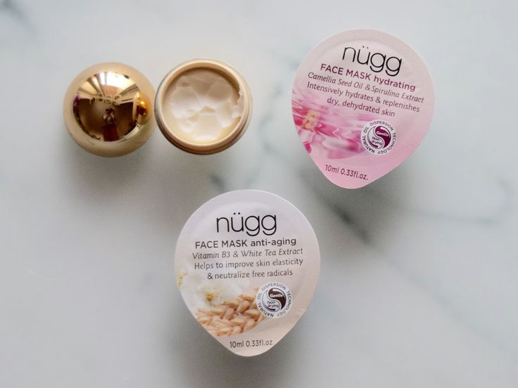Nugg Beauty Face and Lip Mask Review