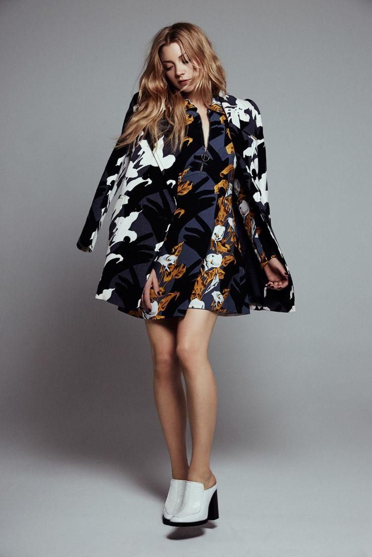 Natalie Dormer for Nylon Magazine