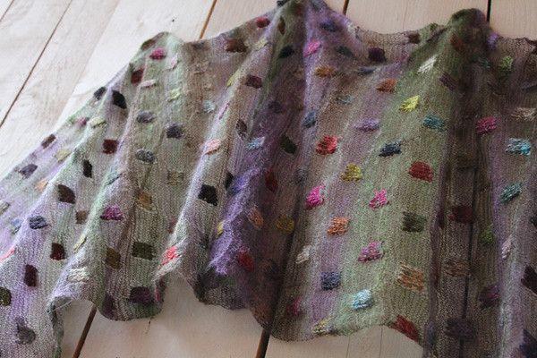 Vitrail de Elle tricote | Tricot, Modèles d'écharpes tricotées, Tricot et crochet