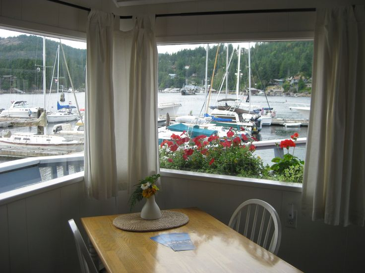 View from dining room in the Prawn Palace. www.fishermansresortmarina.com
