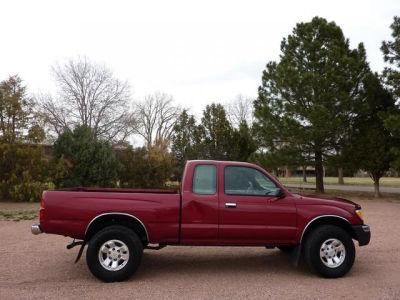 Lifted Tacoma For Sale >> 1998 TOYOTA Tacoma Base for sale Class : Small Pickup ...