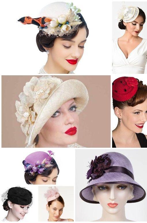 Women s Vintage Hats  90e4d8b9092