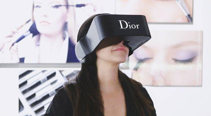 Dior crée son propre casque de réalité virtuelle - LVMH
