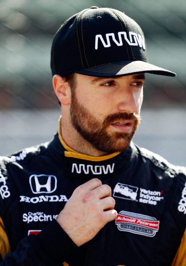 "James Hinchcliffe | The New Cast Of ""Dancing With The Stars"" Is Really Something"