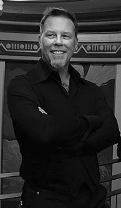 James Hetfield - popculturez.com