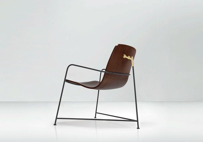 'Wang Lounge Chair' by Munkii