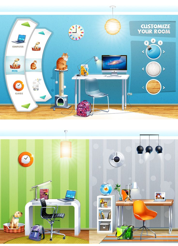 App To Design Your Room: 17 Best Images About Kids UI/UX On Pinterest