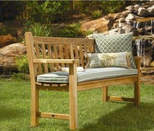 5 clever american made garden accents garden benches for saleteak - Teak Bench