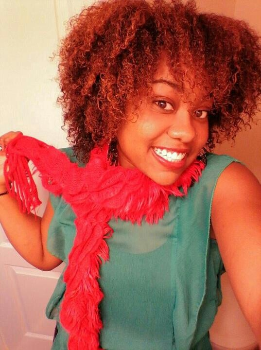 Red Afro Hair Pinterest Red Afro And Curly