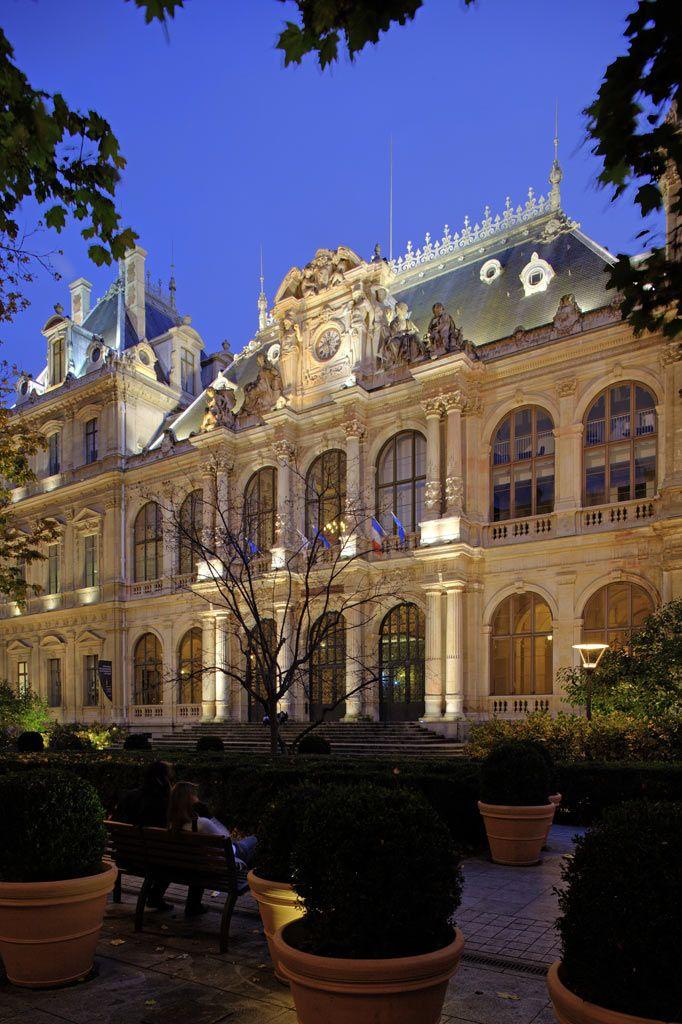Palais de la Bourse Lyon