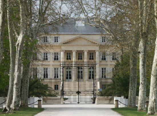 Château Margaux / Margaux / Bordeaux / France