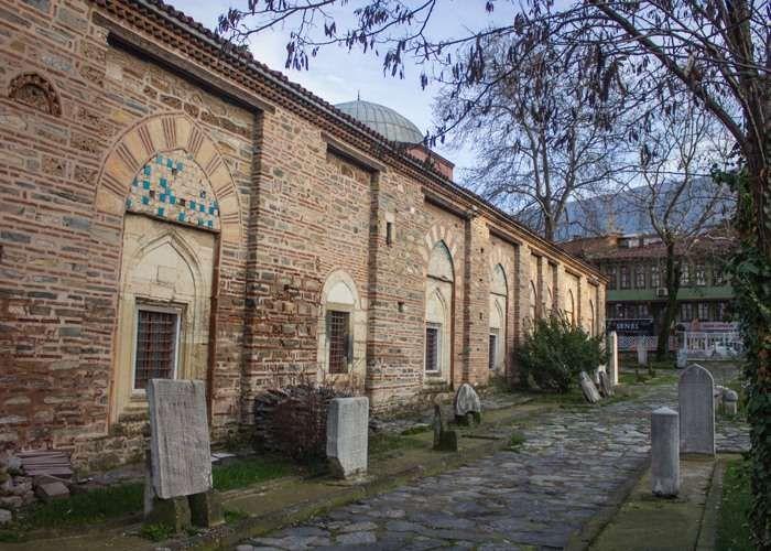 Yeşil Sultaniye Medresesi Bursa