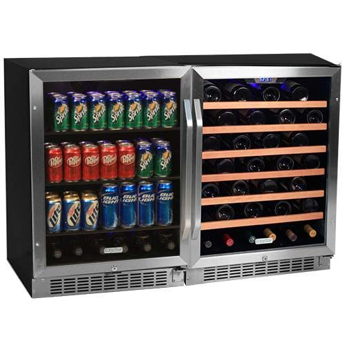 Lovely Small Under Cabinet Wine Cooler