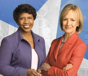 Gwen Ifill & Judy Woodruff to Co-Anchor PBS NEWSHOUR