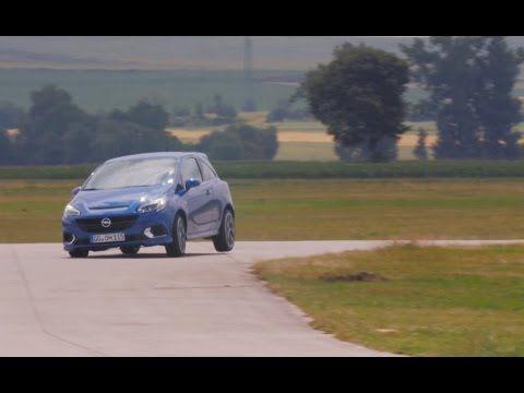 Opel Corsa OPC: Turbo-Kleinwagen - Fast Lap   auto motor und sport
