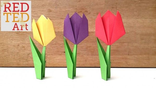 Simple origami for kids