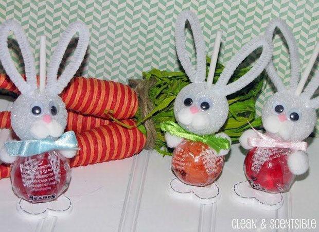Lollipop Bunnies