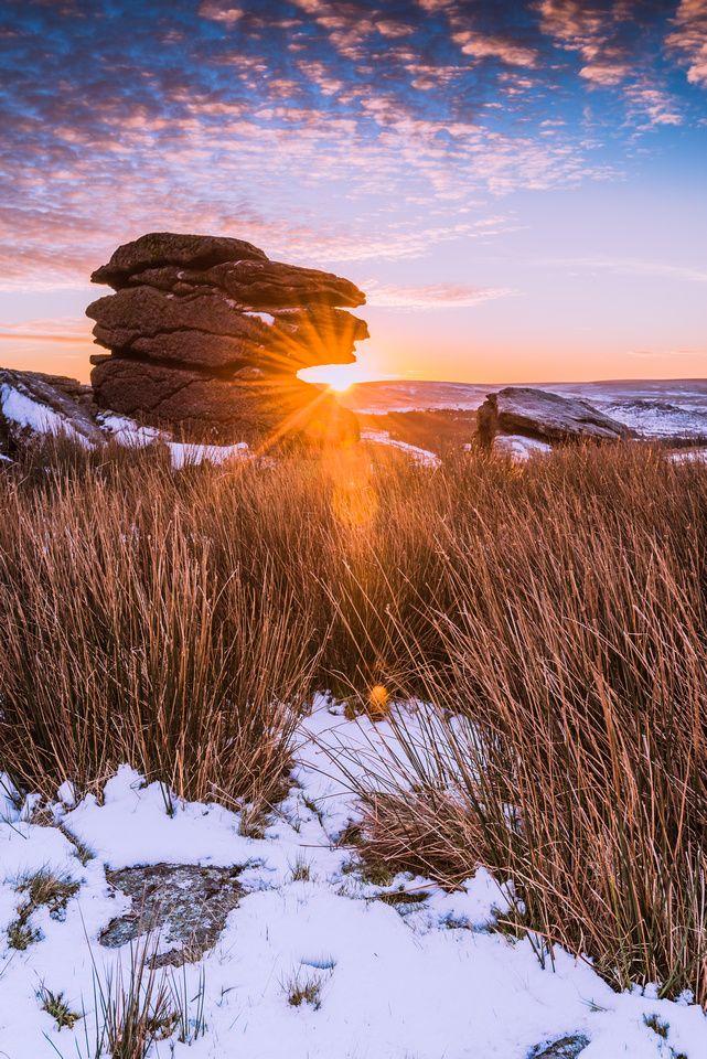 Dartmoor National Park, UK