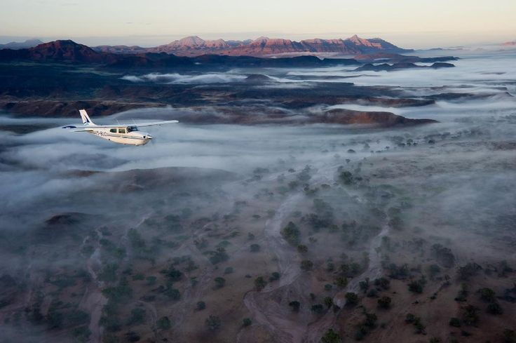 Wilderness Air Namibia