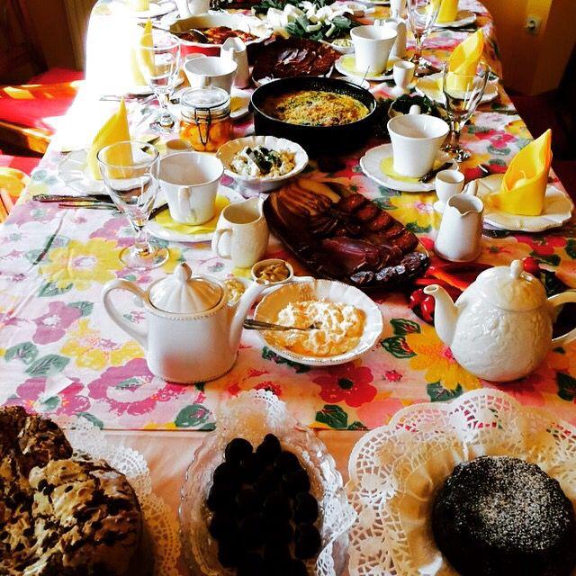 Colazione Pasqua