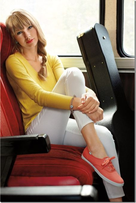 Taylor Swift Keds Shoes