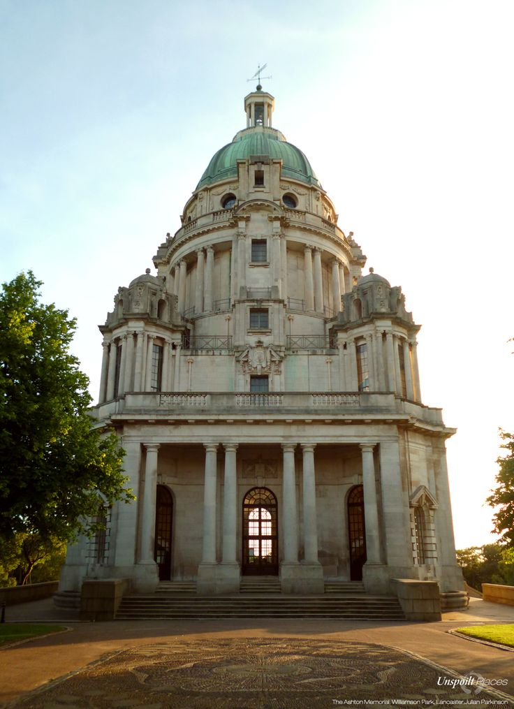 Ashton Memorial Williamson Park Lancaster #AshtonMemorial #Lancaster #UnspoiltPlaces http://unspoiltplaces.com/lord-ashton-true-lancastrian/
