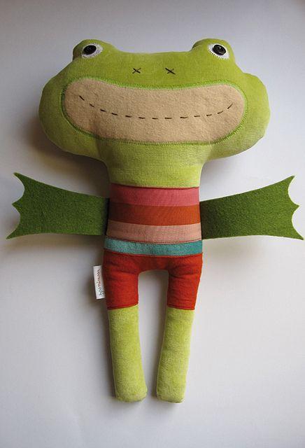 Frog Softy