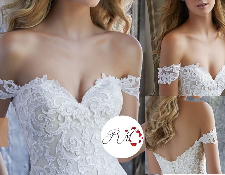 372 Best DETACHABLE Wedding Gown Straps, Sleeves, Keyhole