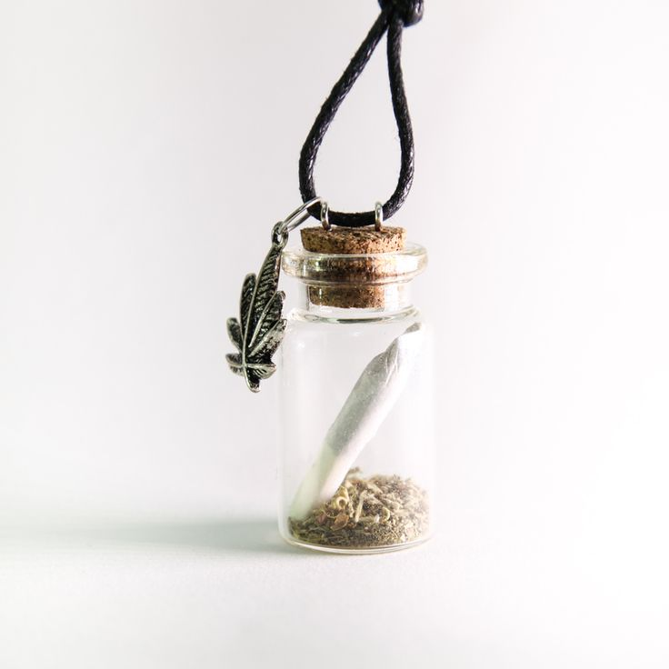 BEING BLUNT  To people with the green thumb, this ones for you. Break in case of emergency!  Handmade jewelry with love