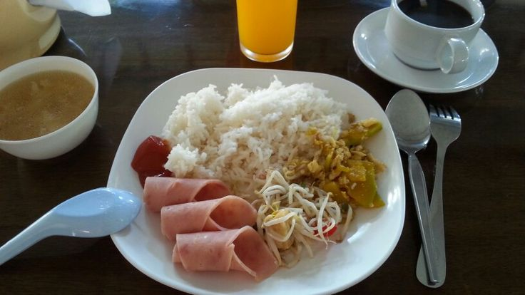 Frühstück in Chiang Rai