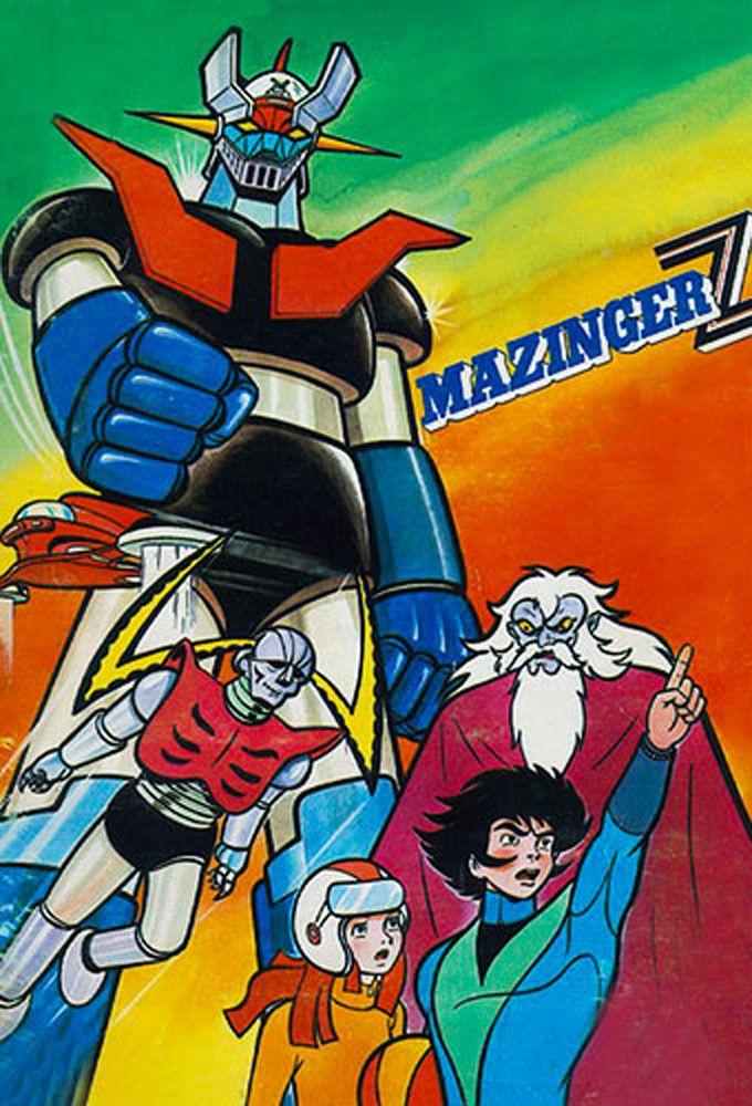 Mazinger Z.  I watched every episode and collected all the cards!  My mom and I drove many miles just to buy their sticker album!