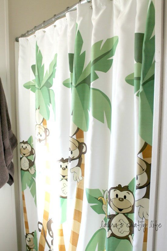 Day 20: Wash Shower Curtains and Liners - Laura's Crafty Life