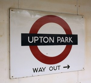 Guide to Upton Park Tube Station in London