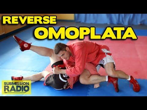 How to do a REVERSE OMOPLATA aka Samboplata | SAMBO BJJ