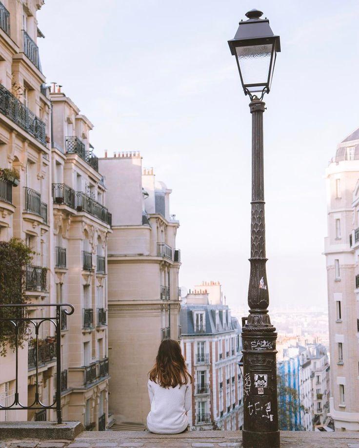 Paris à ses pieds