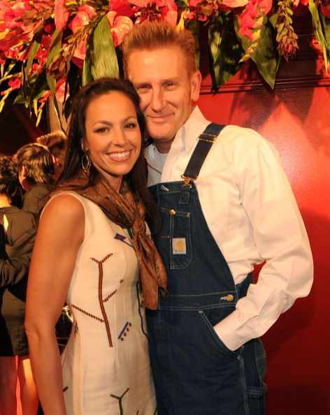 Rory Lee Feek and Joey Martin Feek of Joey + Rory were nominated for a Grammy.