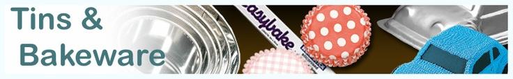 Cupcakes, Baking, Tins & Packaging Cake-Links Ltd