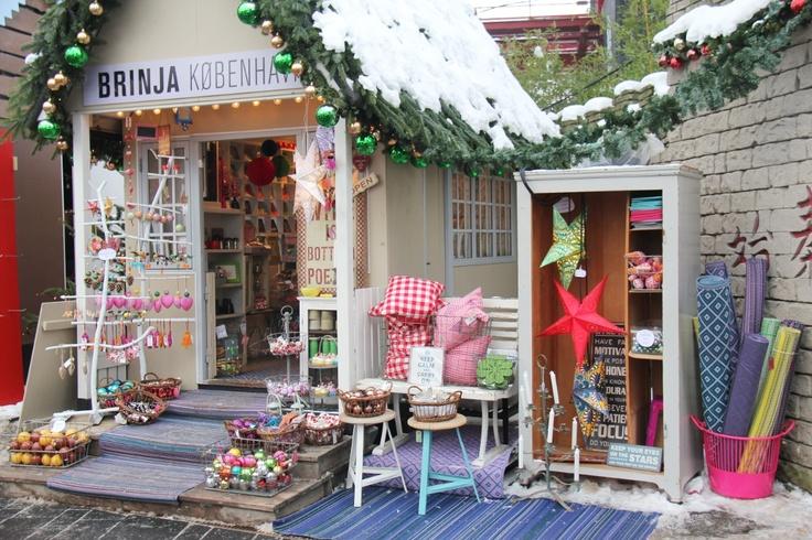 cute shop front