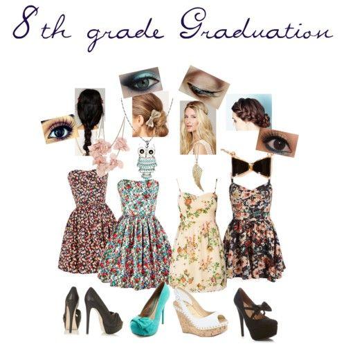 8th Grade Graduation Dresses 2013