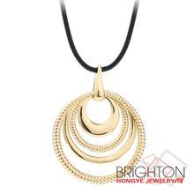 Ожерелье Черная Кожа Веревка Ожерелье N2-21304-2980