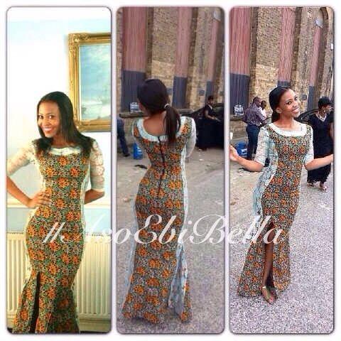 Aso Ebi Asoebi Asoebibella Nigerian Wedding Guest