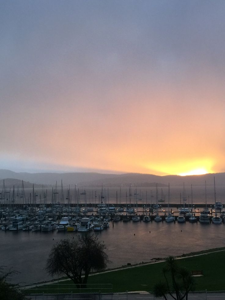 Good morning Hobart. A wet and chilly Saturday June 11.
