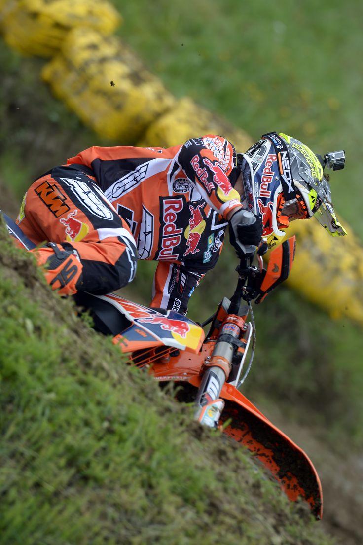 "Tony Cairoli ""MXGP The Official Motocross Videogame"" Special Helmet 2014"