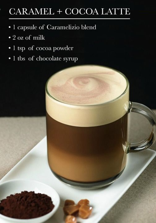 Caramel and chocolate creates a coffee combination that is sure to delight. Serve up this cozy beverage to holiday houseguests as a brunch delight or dessert surprise. However you choose to serve it, save this recipe for later—who knows when you'll need it!