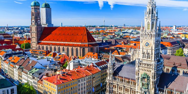 Munich Travel Guide — How to Visit Munich on a Budget