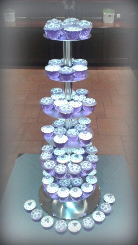 Bruidscupcakes
