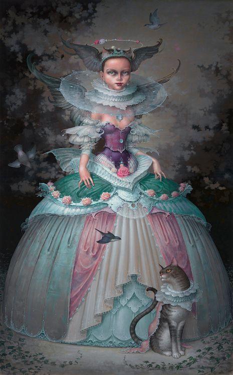 ANGELICA BY DANIEL MERRIAM