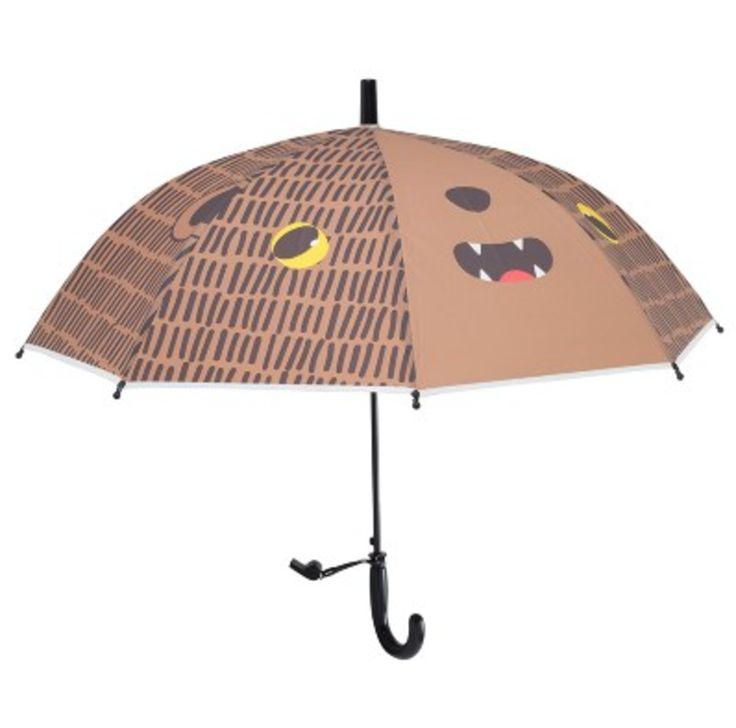 Paraguas con Silbato Niño