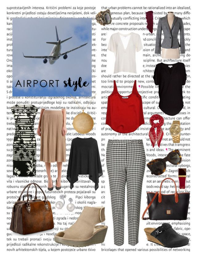 Untitled #1941 by moestesoh on Polyvore featuring polyvore, fashion, style, M&Co, IRO, Elizabeth and James, Velvet by Graham & Spencer, Majestic, Banana Republic, Topshop, Bailey 44, Fly LONDON, Birkenstock, Aspinal of London, Dooney & Bourke, Bling Jewelry, Kenneth Jay Lane, Vernier, CÉLINE, Yves Saint Laurent, Tom Ford and clothing