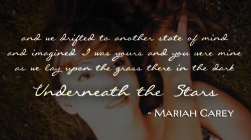 The hero mariah carey lyrics